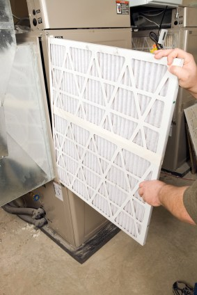Air filtration system by Celestial Air HVAC, LLC